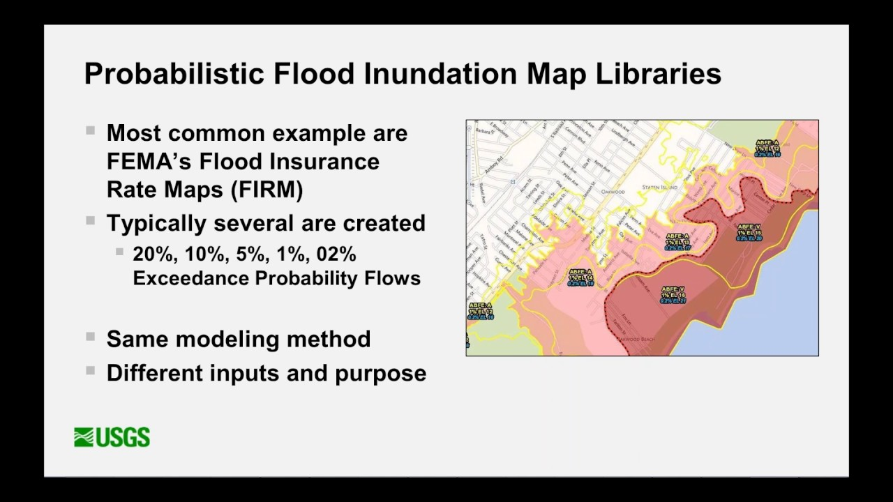 Flood Risk USGS Flood Inundation Mapping Science YouTube - Us gs flood maps