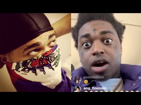 A Haitian GOON put a BLICKY 🔫 to Kodak Black's FACE and DEMANDED the ICE and MONEY