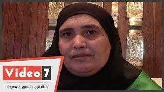 أم شهيد ضمن الغارمات:عايزة ابنى الثانى يدخل الجيش ويكون بطل زى أخوه