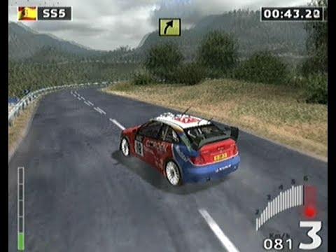 WRC 3 - C.Sainz [Citroen Xsara WRC] Rally De Catalunya #3D