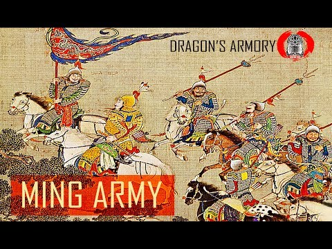 Ming Dynasty Army (Medieval Chinese, 出警图)
