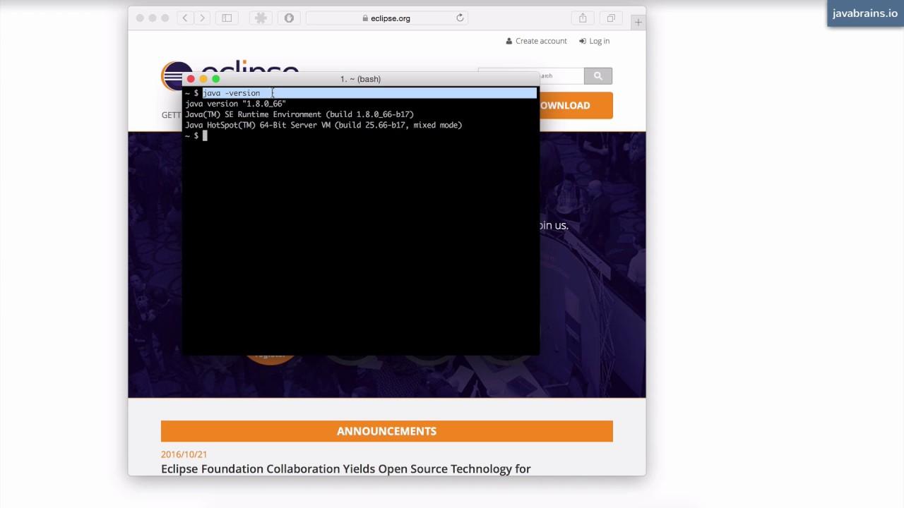 Java 8 Lambda Basics 3 - Dev setup