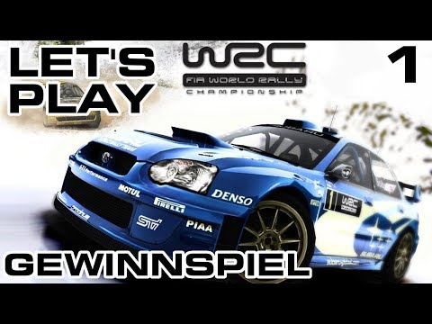 Let's Play WRC 4 - World Rally Championship German Part 1 [Deutsch][Full-HD]