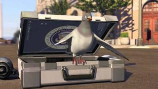 Pigeon Impossible A  film by Lucas Martell
