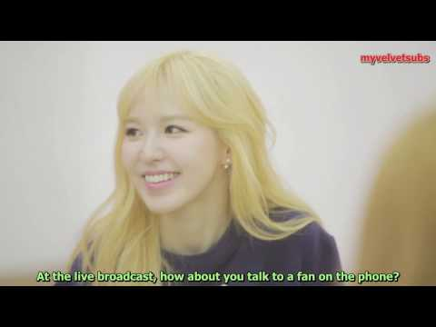 """[ENG SUB] Red Velvet's """"ICE CREAM CAKE TV"""" - EP 0"""