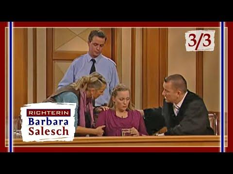 Wehen Im Gerichtssaal! HILFE Das Kind Kommt! | Richterin Barbara Salesch | SAT.1