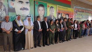 الوحدات الكردية تقرر ضم تل أبيض لإدارتها وتغيّر اسمها #هنا_سوريا