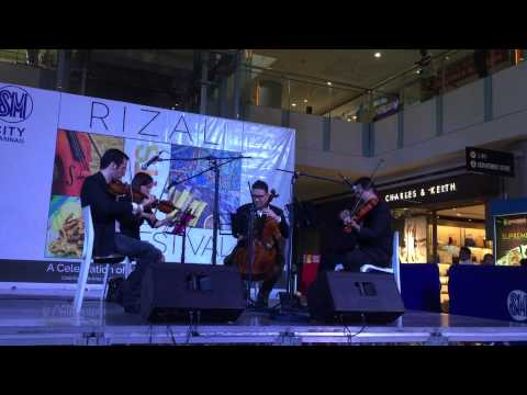 The Manila String Machine Cover of Let It Go from Frozen