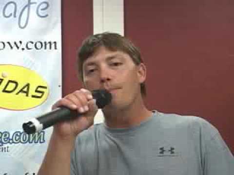 Karaoke King Show Live Arvin Baseball Coach Christian