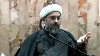 الشيخ عبدالله دشتي - ليس فقط شخص أميرالمؤمنين عليه السلام فارق بين الحق والباطل, إسمه علي كذلك أيضاً