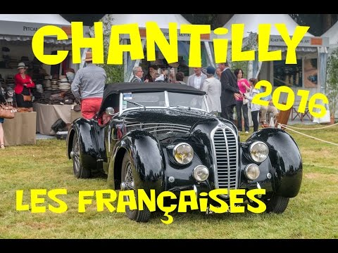 Chantilly Arts & Elegance Richard Mille 2016 - les françaises
