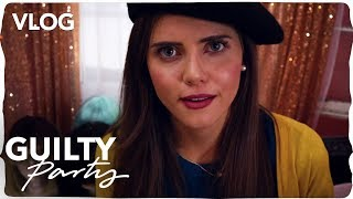 Let's Play the Deception Game! | Harper Vlog, Episode 2 | Guilty Party: History of Lying