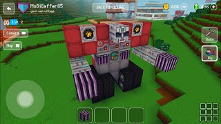 Block Craft 3D : Building Simulator Games For Free Gameplay #246 (iOS & Android) | ROBOT