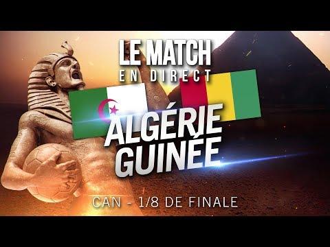 ⚽ CAN 2019 : Algérie 3 - 0 Guinée, l'intégrale !