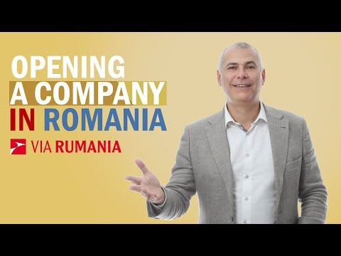 Business in Romania: Opening a company in Romania by José Miguel Viñals