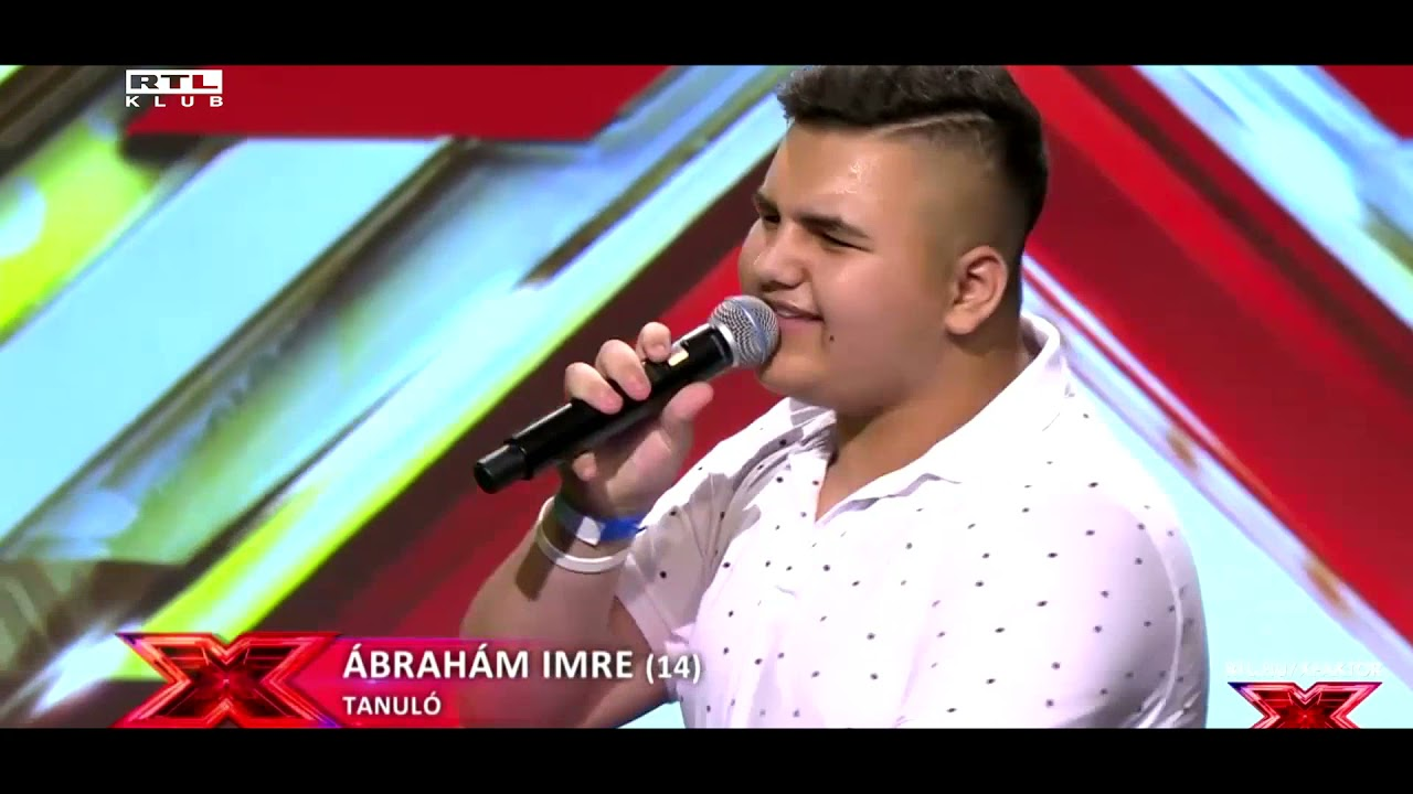 Download Ábrahám Imike - Shukar jakha 『X-faktoros dal』