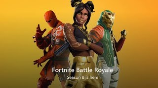 Fortnite - 3 Season 8 Skins Leak in Xbox Store