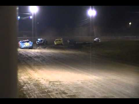 SUPER LATE MODELS at Little Valley Speedway