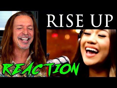 Vocal Coach Reaction to Rise Up - Morissette Amon - Ken Tamplin Vocal Academy