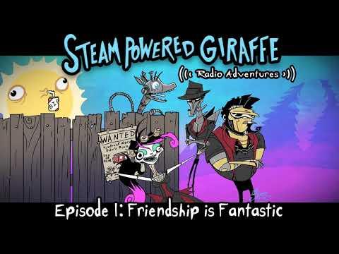 Episode 1: Friendship is Fantastic