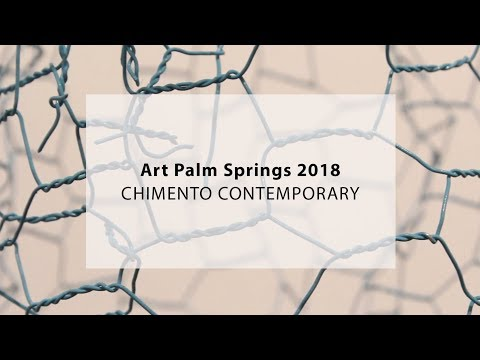 American art: ART PALM SPRINGS / Chimento Contemporary
