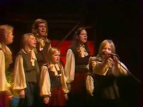 Kelly Family - Amazing Grace (Frankreich, 1984)
