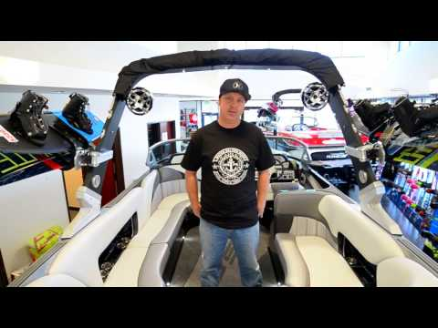 2017 MB SPORTS BOAT B52 23 HD