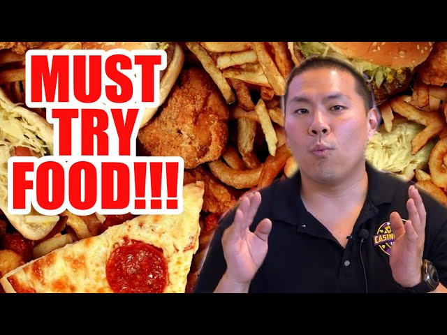 MUST TRY LAS VEGAS FOOD!! - Local Recommends