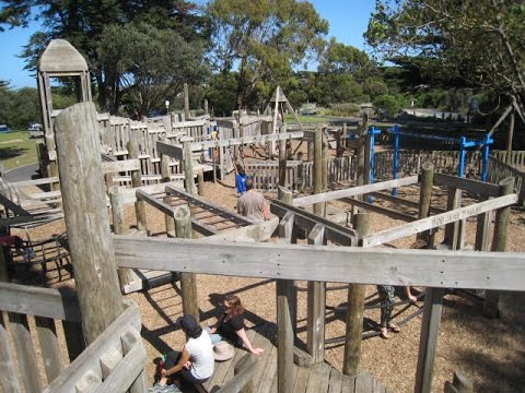 Sorrento Historic Park Playground, Point Nepean Road, Sorrento