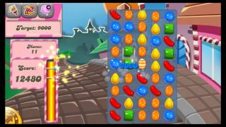 Let's Play - Candy Crush Saga Android (Level 1-10)