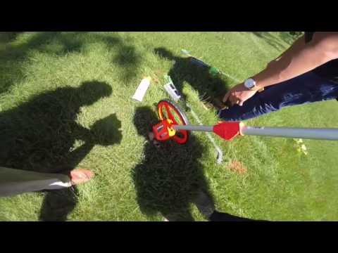 Rust-Oleum Industrial- SpraySmart Superiority- How Far Will It Go? (Short Video)