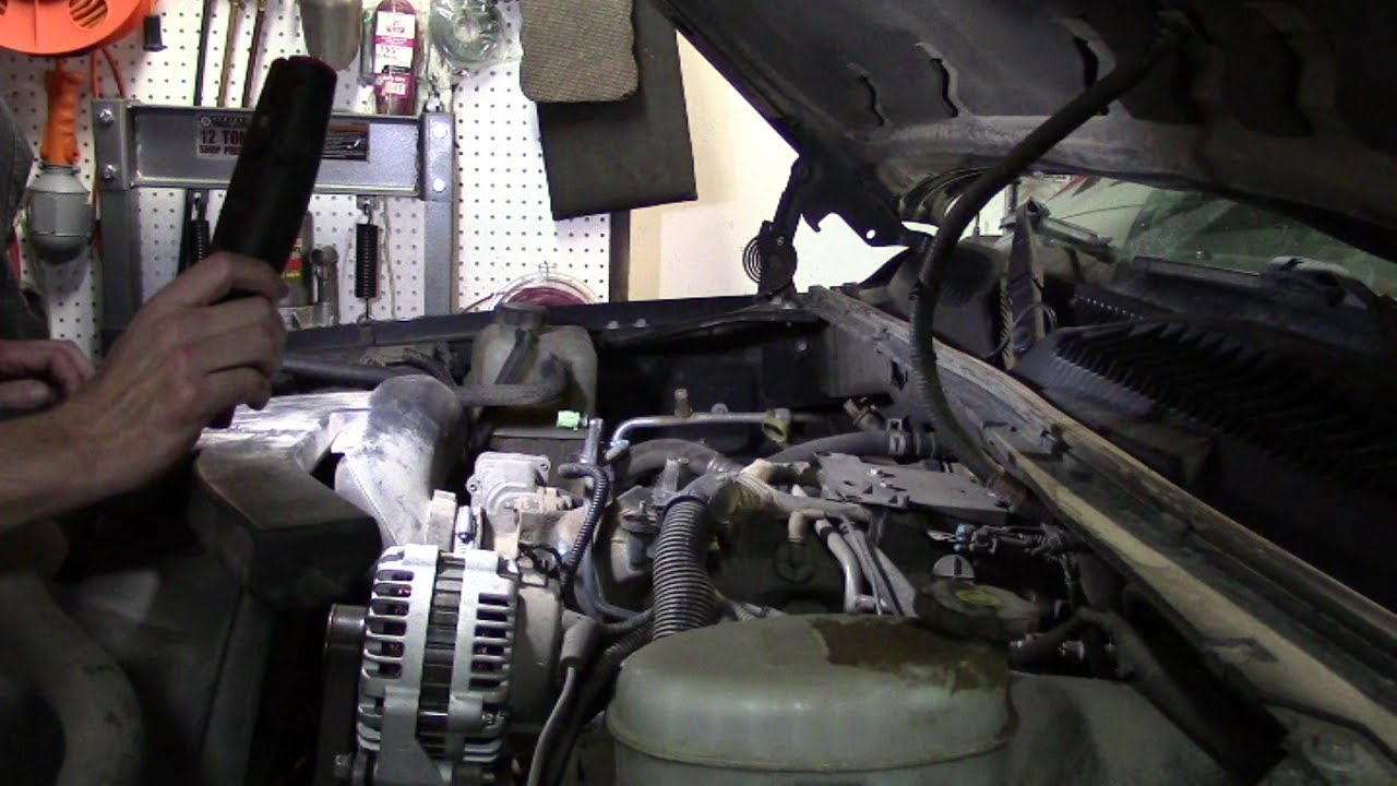 chevy tahoe lean o2 sensor fuel trim codes [ 1280 x 720 Pixel ]