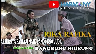 Download FULL!! RIKA RAFIKA-BANGBUNG HIDEUNG|AUTO KESURUPAN, Live perform feat Ega Robot ethnic percussion