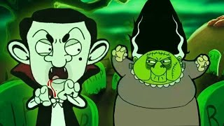 Фото ᴴᴰ Mr Bean Halloween Specials ☺ Best New Spooky 2016 Cartoon Collection ☺