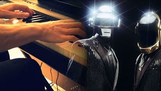 Daft Punk Within Piano Cover