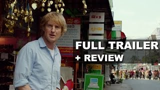 No Escape Official Trailer + Trailer Review - Owen Wilson 2015 : Beyond The Trailer