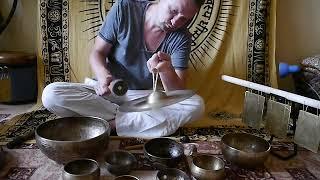 Поющая чаша. Обучение. Тибетская поющая чаша. Школа звукотерапии. Наборы. Сотрудничество.