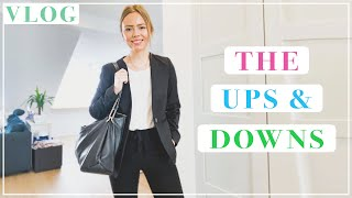 A Day In The Life Of An Entrepreneur | The Ups and Downs of Entrepreneur Life | Kia Lindroos