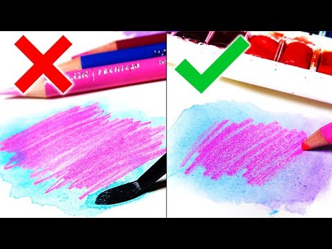 DOS & DON'TS for Mixed Media Art - BIG MISTAKES TO AVOID!