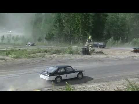 Folkrace 2016: Tidaholm A-finalen Seniorer