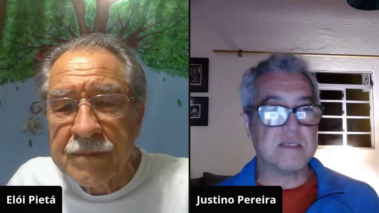 FIQUE LIGADO: ELÓI CONVERSA COM JUSTINO PEREIRA SOBRE A DESAPROVAÇÃO DO PRESIDENTE DA REPÚBLICA