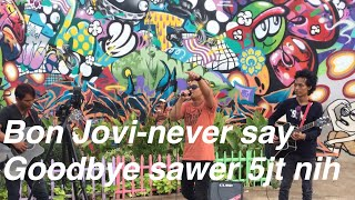 Video Pengamen ini bon Jovi nya Indonesia suara asli keren banget download MP3, 3GP, MP4, WEBM, AVI, FLV Juni 2018