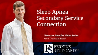 Sleep Apnea Secondary Service Connection