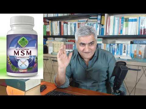 Yeni Ürün Glucosamine MSM Nedir? MSM 'nin Faydaları Nedir?, MSM'nin Özellikleri Nedir?