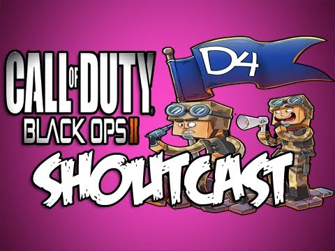 Black Ops 2 Shoutcast - I
