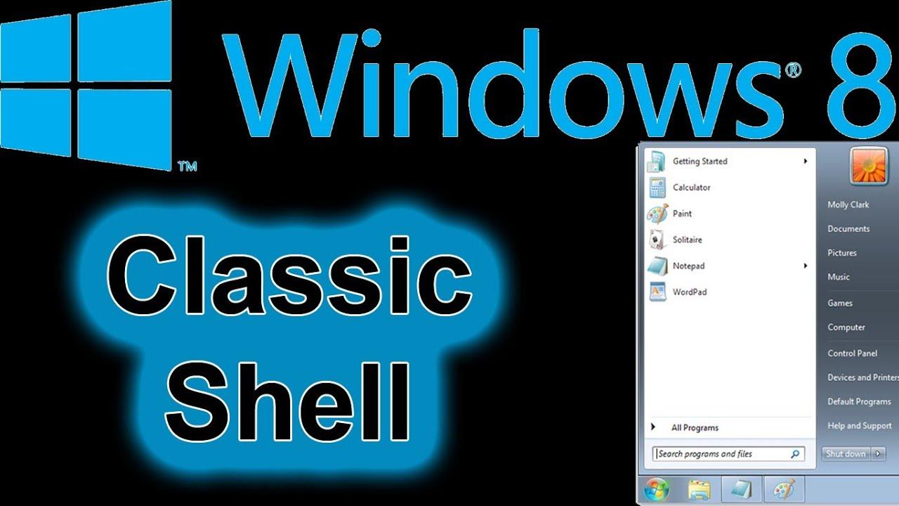Add start button to windows 8 shell - True flip lottery