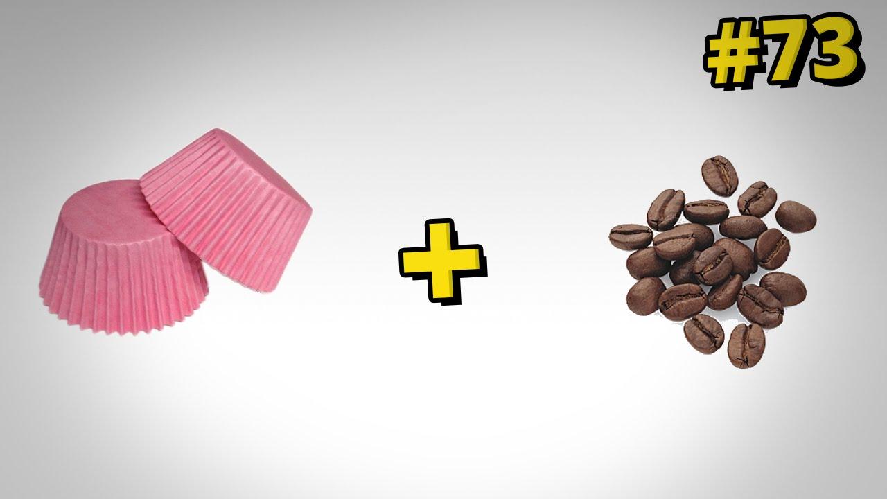 Jak zrobić awaryjny filtr do kawy (muffinkowy)
