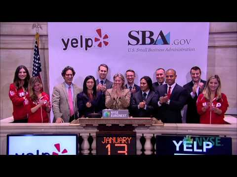 Yelp and the U.S. Small Business Administration Launch the Success With Online Reviews Initiative