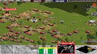 C2T5 | 4vs4 Random | GameTV vs Liên Quân | Ngày 16-03-2019