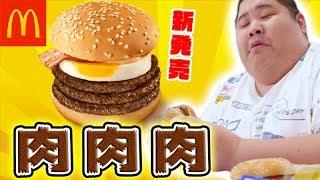 【本日発売】 あれ?マックの月光バーガーの味がしないんだが…?? thumbnail